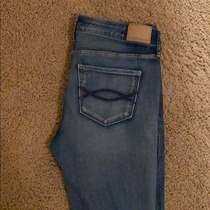 Abercrombie And Fitch Woman's Super Skinny 6 R